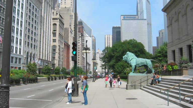 Michigan Avenue (Dudesleeper at English Wikipedia)