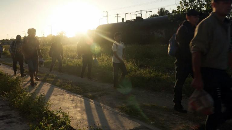 More unaccompanied migrant children are crossing the southern U.S. border. (WTTW News via CNN)