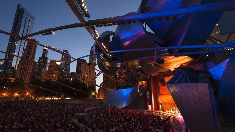 2017 Chicago Blues Festival in Millennium Park (Photo credit: City of Chicago, DCASE)
