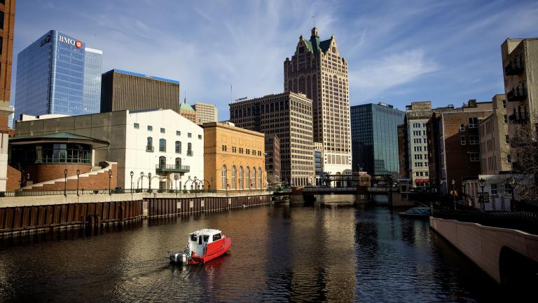 Milwaukee, Wisconsin. (Leroy_Skalstad / Pixabay)