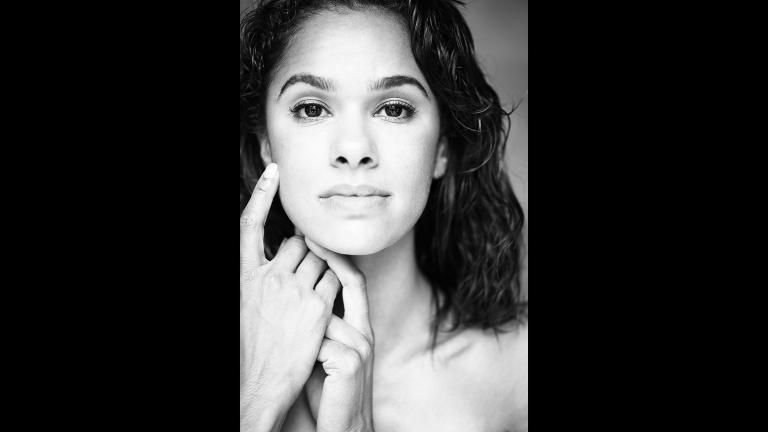 "Misty Copeland, ""Life in Motion"" (Photo: Gregg Delman)"