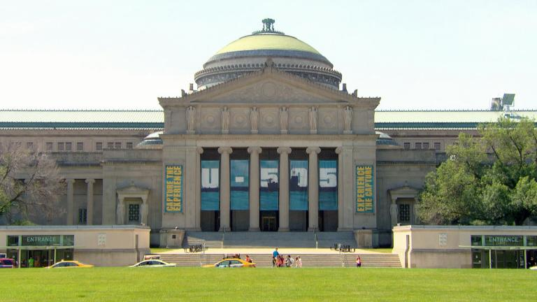 The Museum of Science and Industry (WTTW News)