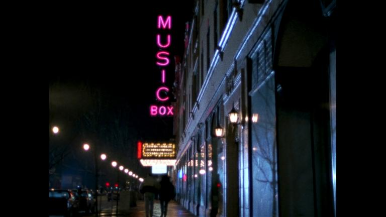 The Music Box Theatre, 1993. (Credit: Jerry Vasilatos / Music Box Theatre)