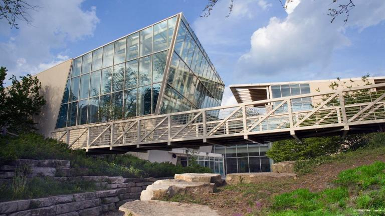 The Nature Museum will reopen July 8. (Courtesy of Peggy Notebaert Nature Museum / Facebook)