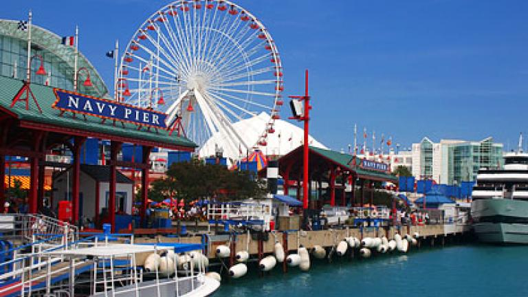 Navy Pier Donation Requst   just b.CAUSE