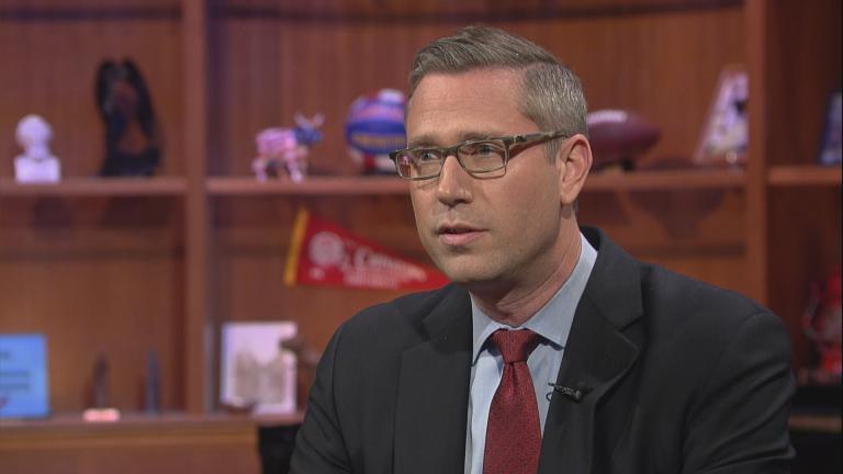 Illinois State Treasurer Michael Frerichs