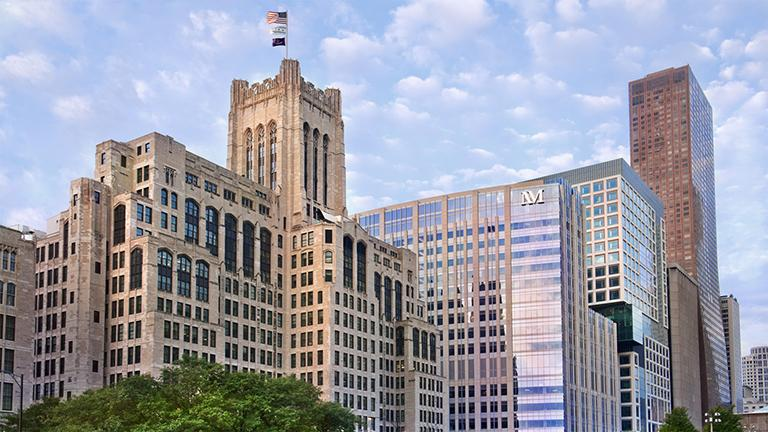 Northwestern Memorial Hospital is ranked as one of the top hospitals in the country, according to the U.S. News & World Report's annual ratings of hospitals.(Credit: Northwestern Medicine)
