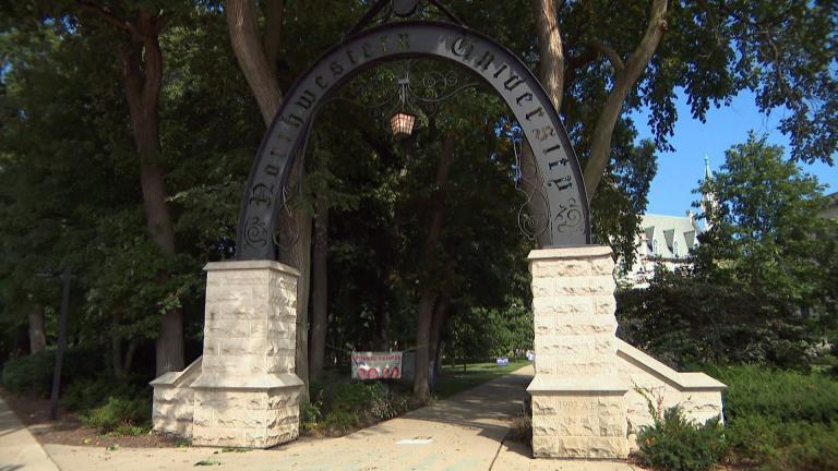 Northwestern University (WTTW News)