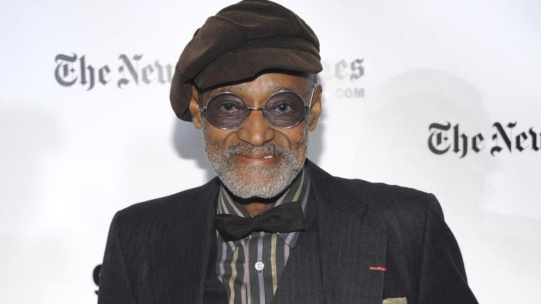 Gotham Tribute Honors recipient, filmmaker Melvin Van Peebles attends the 18th Annual Gotham Independent Film Awards at Cipriani Wall Street on Tuesday, Dec. 2, 2008, in New York. (AP Photo / Evan Agostini, File)