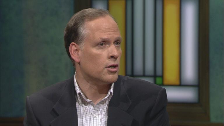 Crain's Chicago Business senior reporter John Pletz