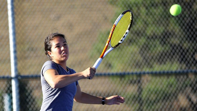 Youth athletes that participate in an individual sport, like tennis, are at higher risk of developing an overuse injury, according to a new study.