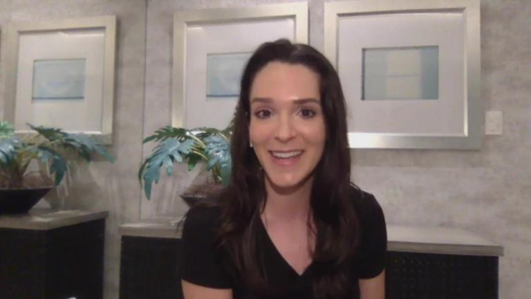 Denise Gonzalez-Mendez (WTTW News)