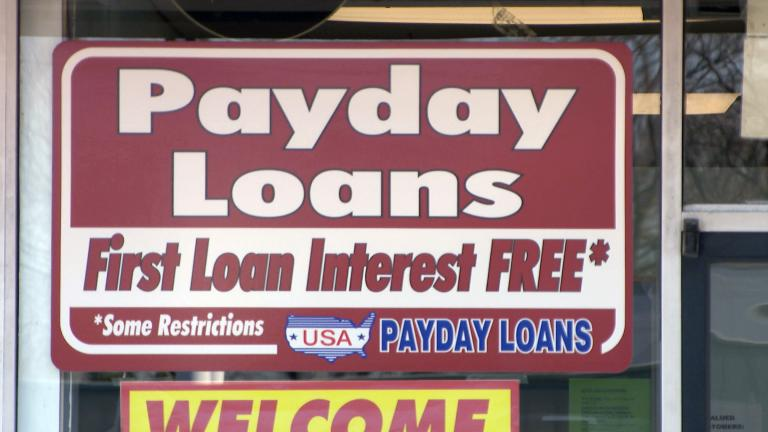 Legislation awaiting Gov. J.B. Pritker's signature could shut down the payday lending industry in Illinois. Payday proponents say that could lead to a host of bigger problems. (WTTW News)