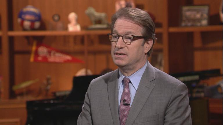 "U.S. Rep. Peter Roskam appears on ""Chicago Tonight."""