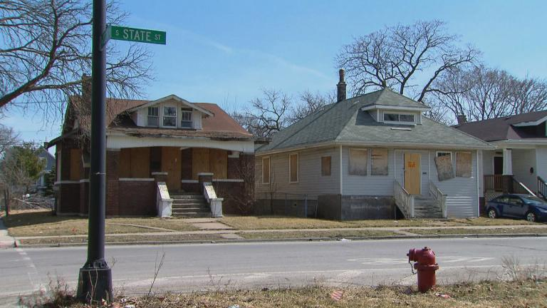 A UIC report cites high unemployment rates and the continuing effects of the housing crisis on an exodus of African Americans from Chicago. (WTTW News)