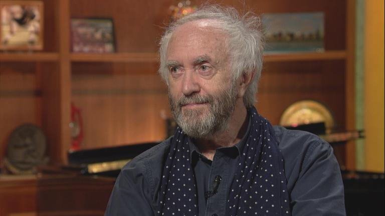"Actor Jonathan Pryce on ""Chicago Tonight."""