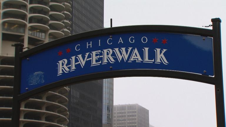 In an effort to discourage people from congregating, Chicago on Thursday shut down many public spaces. (WTTW News)
