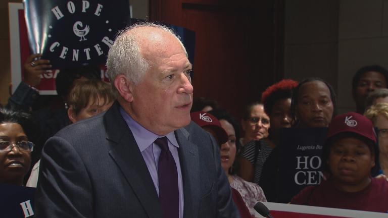 Former Gov. Pat Quinn is one of seven plaintiffs in a pair of civil suits filed this week calling for an end to mayoral control of the Chicago Board of Education.