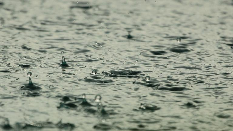 Heavy rains can overwhelm Chicago's sewer system. (Roman Grac / Pixabay)