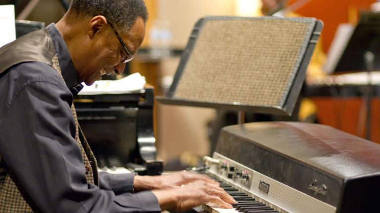 Ramsey Lewis (Courtesy City of Chicago, DCASE)