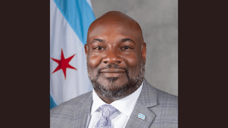 Randy Conner (Courtesy City of Chicago)