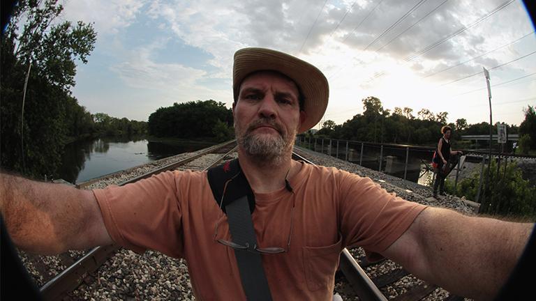 Photographer and urban explorer Rick Drew. (Rick Drew)