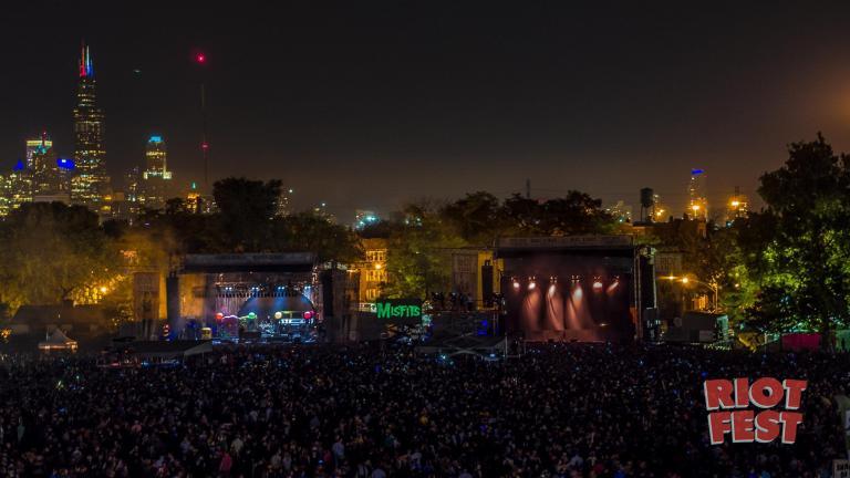 Riot Fest is set to return to Douglass Park in September. (Riot Fest / Facebook)