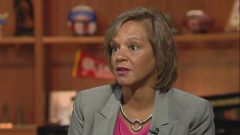U.S. Rep. Robin Kelly
