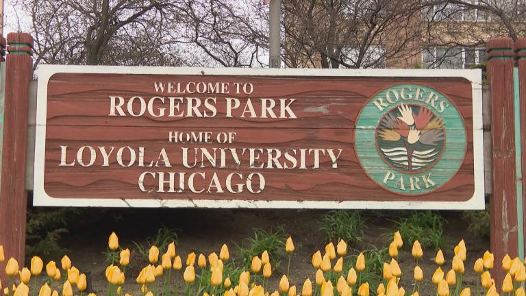 Rogers Park in Chicago (WTTW News)
