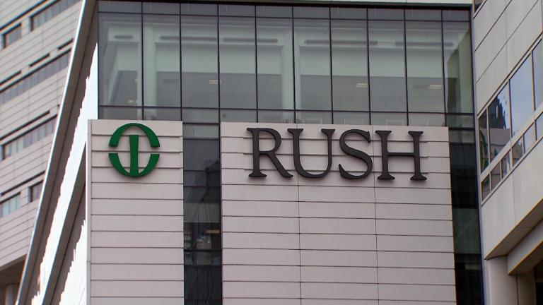 Rush University Medical Center (WTTW News)