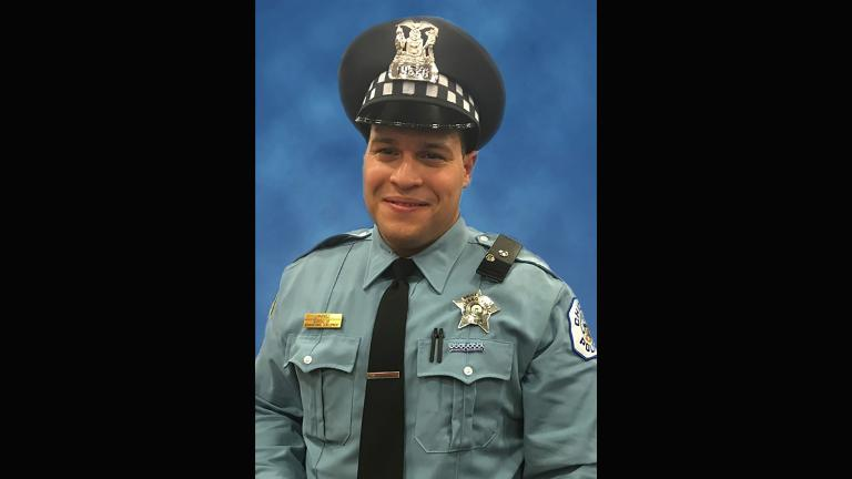 Officer Samuel Jimenez (Chicago Police Department)