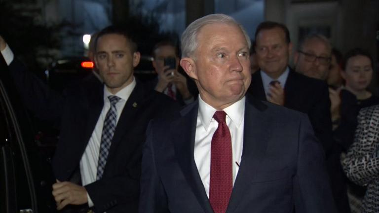 Former U.S. Attorney General Jeff Sessions