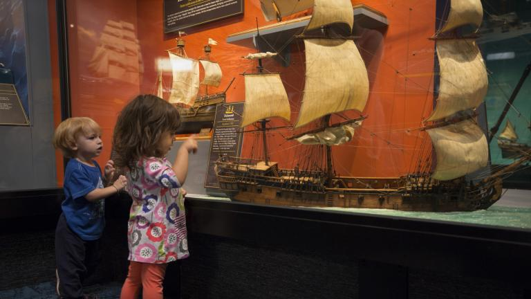 (J.B. Spector / Museum of Science and Industry)