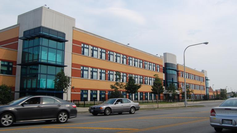 Simeon Career Academy (Eric Allix Rogers / Flickr)