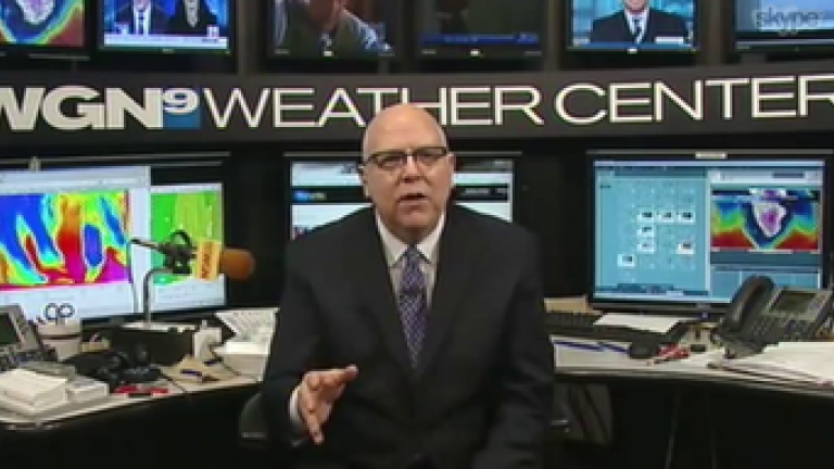 tom skilling | Chicago Tonight | WTTW
