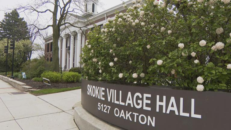 The village of Skokie (WTTW News)