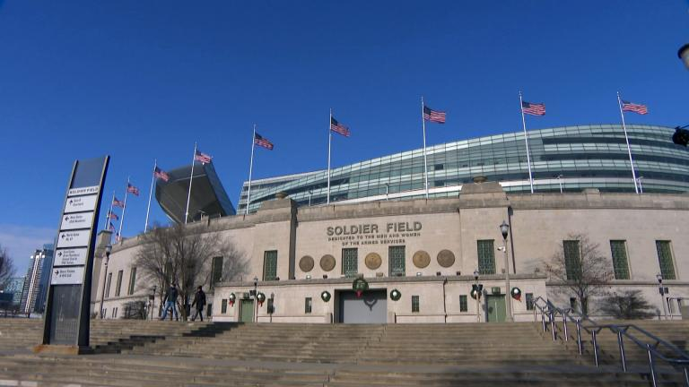 A rift between Chicago Bears leadership and the owner of Soldier Field — the Chicago Park District — may be brewing, as speculation swarms over whether the team is planning to relocate. (WTTW News)