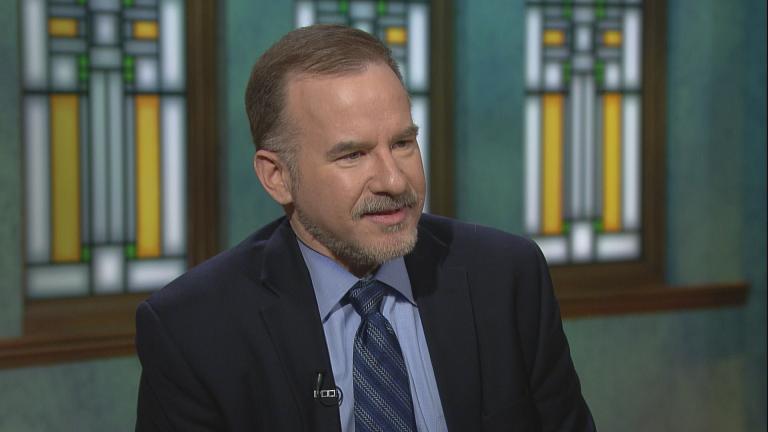 Neil Steinberg (Chicago Tonight)