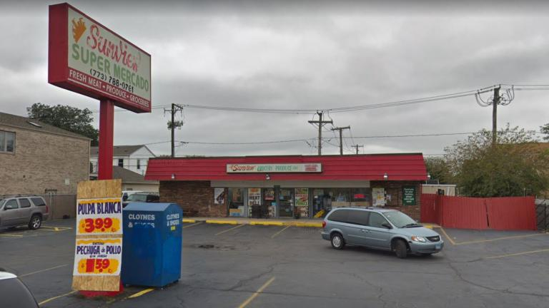 The Chicago Department of Public Health is investigating an outbreak of salmonella at Sun View Produce, located at 6110 W. 63rd St. (Google Maps)