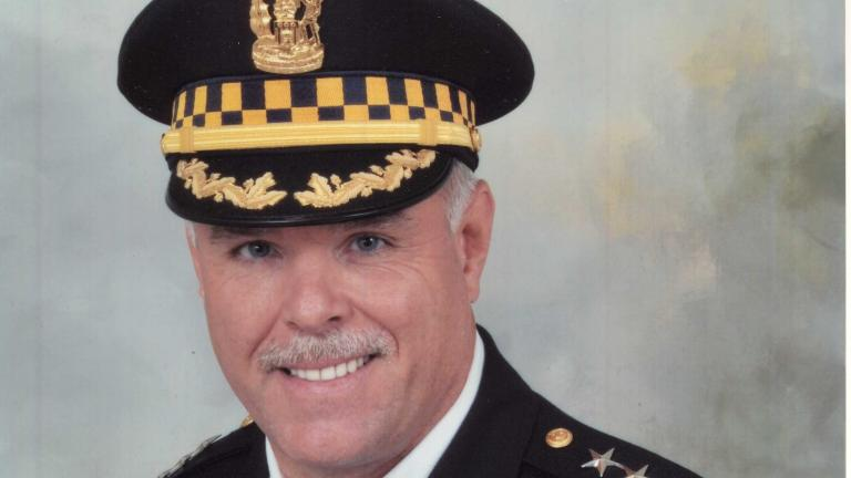 Chicago Police Supt. Garry McCarthy. Image credit: Chicago Police Department