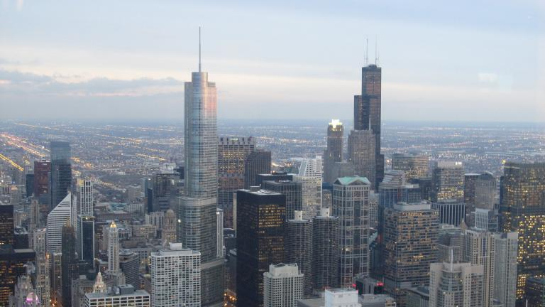 Chicago made significant strides as a technology innovation hub in the eyes of industry leaders, according to KPMG's 2017 Global Technology Innovation Survey. (Ken Lund / Flickr)