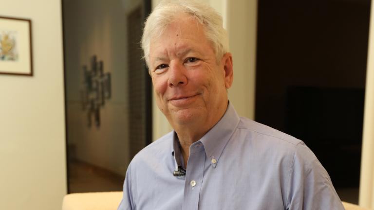 Richard Thaler (Courtesy of University of Chicago)