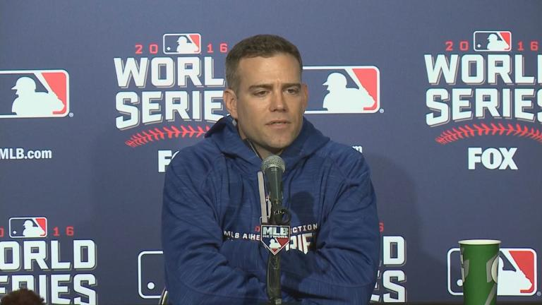 Theo Epstein (WTTW News via CNN)