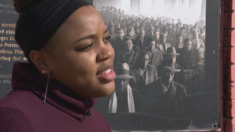 Tiara Hughes (WTTW News)