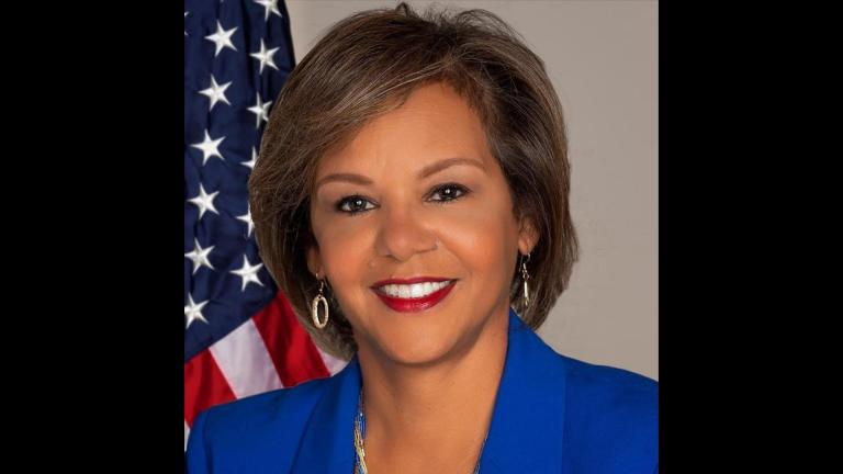 U.S. Rep. Robin Kelly (Facebook photo)