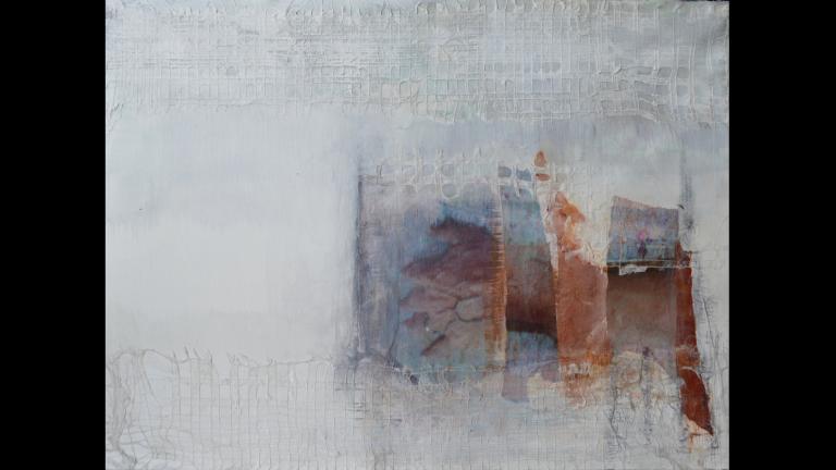 """""""Is It Mine"""" by Caren Helene Rudman (Courtesy of Caren Helene Rudman)"""