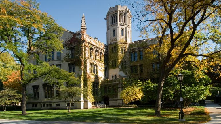 Julius Rosenwald Hall at the University of Chicago (Chuck Szmurlo / Wikimedia)