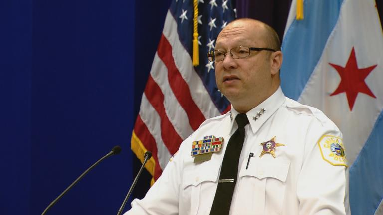 Deputy Police Superintendent Kevin Navarro