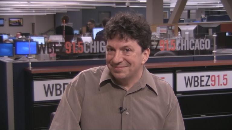 WBEZ reporter Dan Weissmann