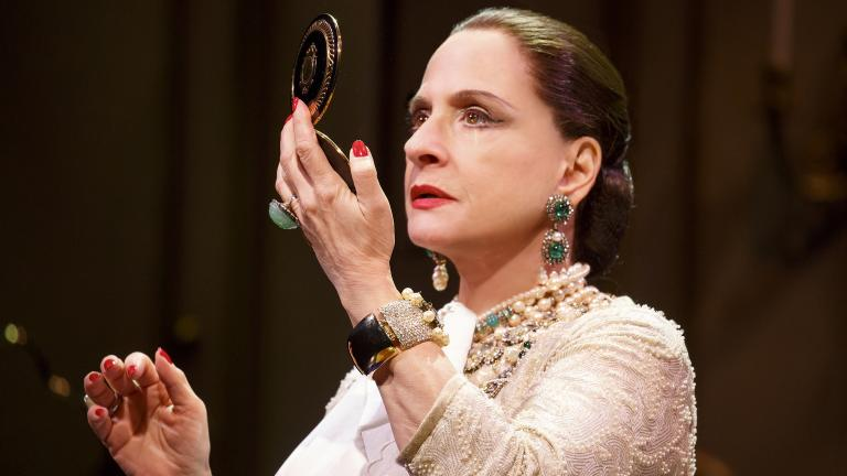 """War Paint"" at Goodman Theatre. (Joan Marcus)"
